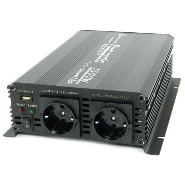 Spannungswandler NM 24V 1500 Watt