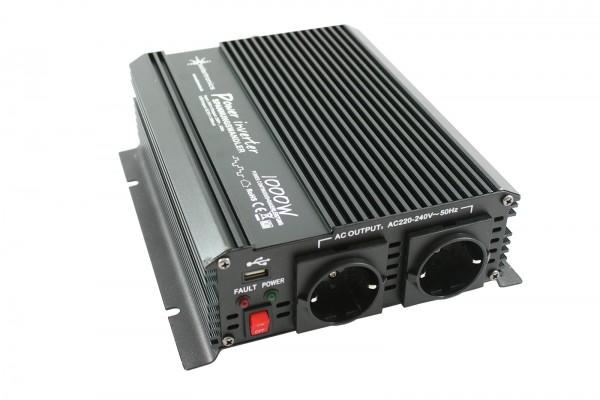Spannungswandler 24V 1000/2000 Watt
