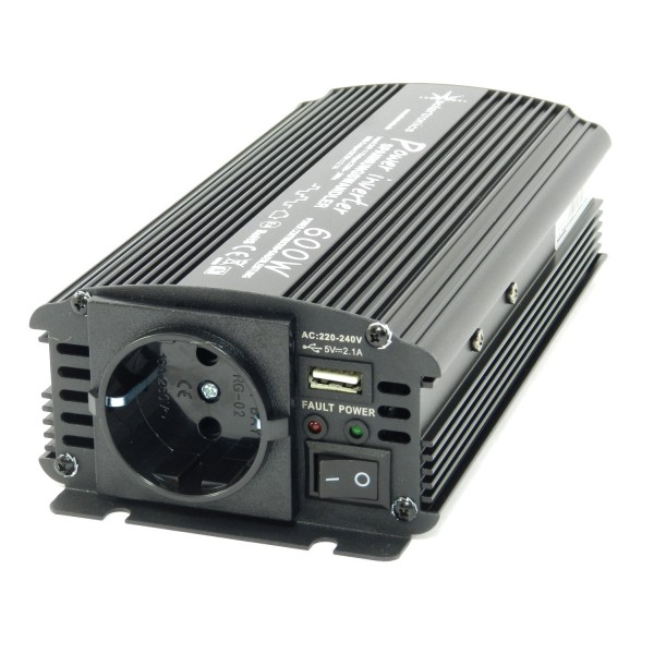 Spannungswandler NM 24V 600 Watt