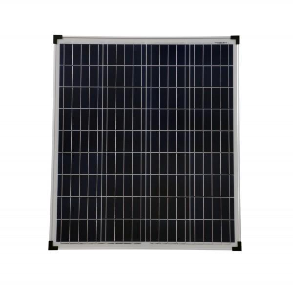 Solarmodul 80 Watt Poly Solarpanel Solarzelle 780x680x30 90615
