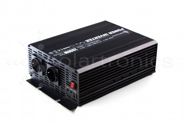 Spannungswandler 24V 2000/4000 Watt