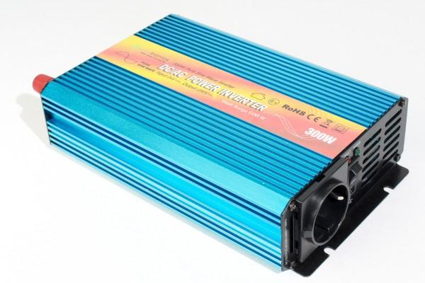Spannungswandler 24V 300/600 Watt reiner SINUS