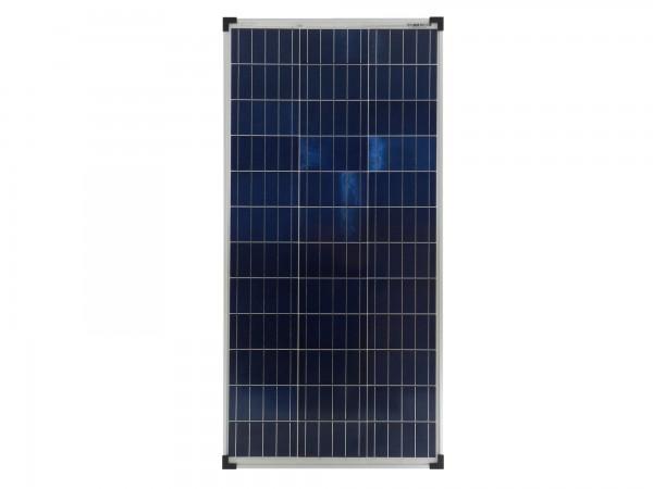 Solarmodul 80 Watt Poly Solarpanel Solarzelle 1050x510x30