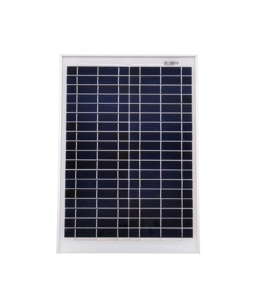 Solarmodul 20 Watt Poly Solarpanel Solarzelle 500x350x25 91575