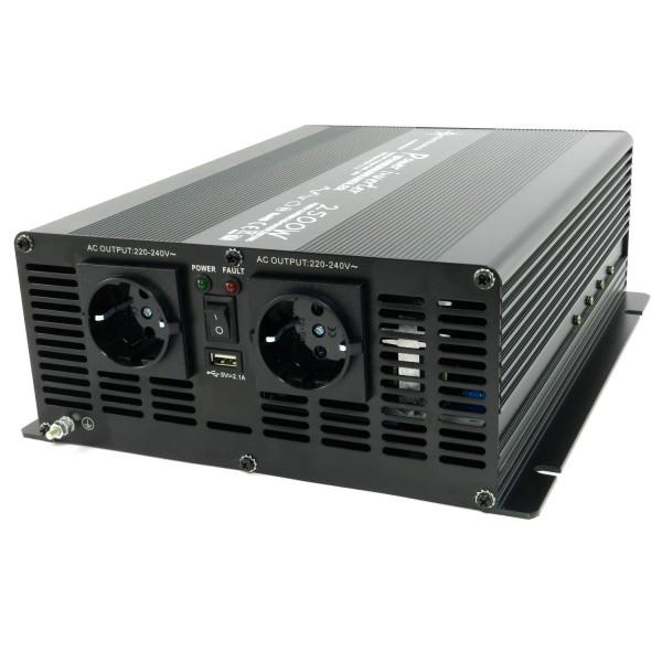 Spannungswandler NM 24V 2500 Watt