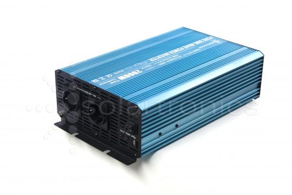 Spannungswandler 12V 2000/4000 Watt reiner SINUS