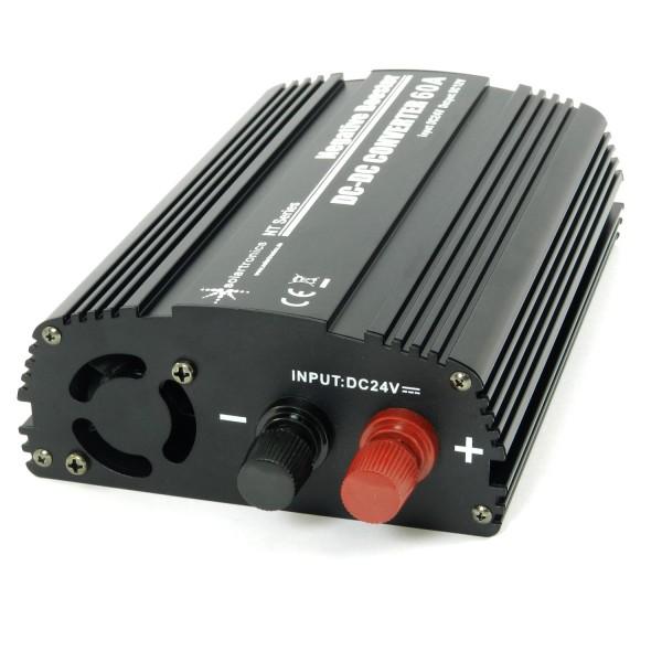 Spannungswandler 24V DC auf 12V DC 60A 720W Negative Booster Konverter