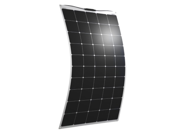 Solarmodul 150 Watt flexibel Mono Solarpanel Solarzelle 1330x665x2