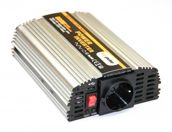 Spannungswandler NS 12V 600 Watt