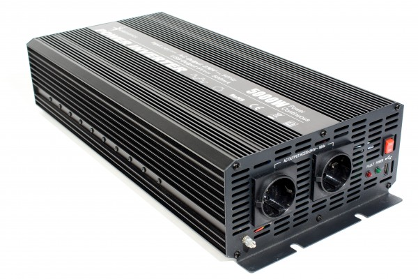 Spannungswandler NM 24V 5000 Watt