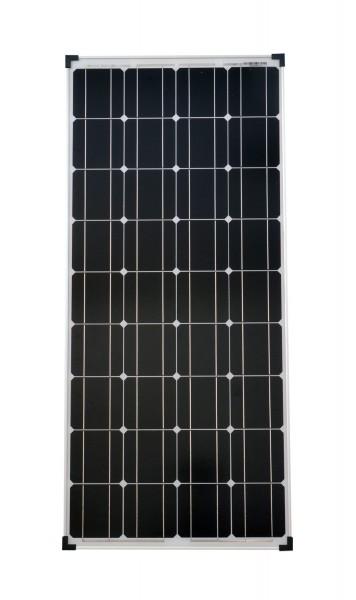 Solarmodul 100 Watt Mono Solarpanel Solarzelle 1200x540x30 92237