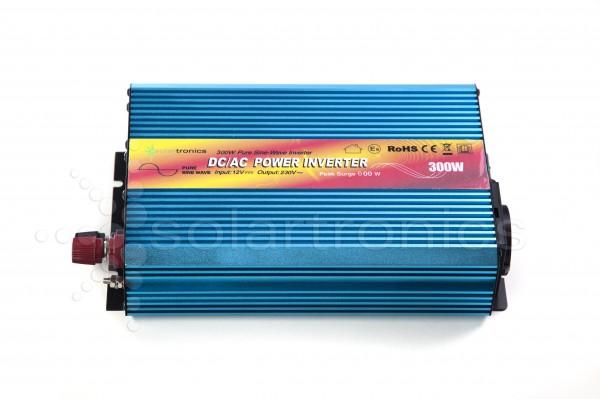 Spannungswandler TS 12V 300 Watt reiner SINUS