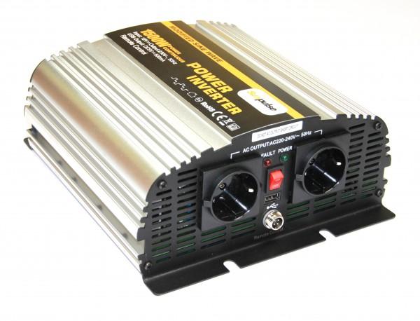 Spannungswandler NS 12V 1500 Watt