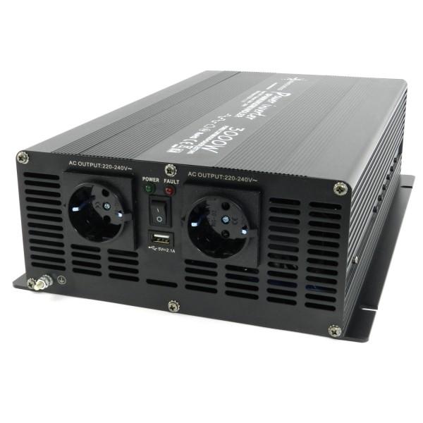 Spannungswandler NM 24V 3000 Watt