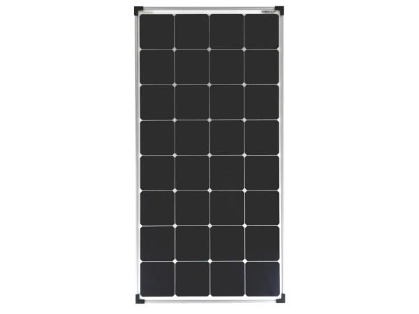 Solarmodul 100 Watt Sunpower Mono Hochleistungs Solarpanel Solarzelle mit hohem Wirkungsgrad