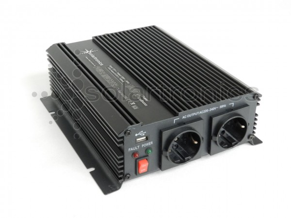 Spannungswandler 12V 1000/2000 Watt