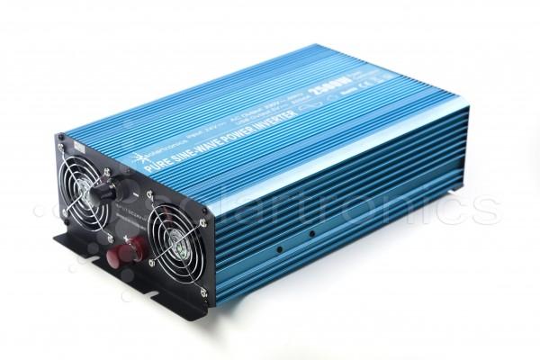Spannungswandler 24V 2500/5000 Watt reiner SINUS