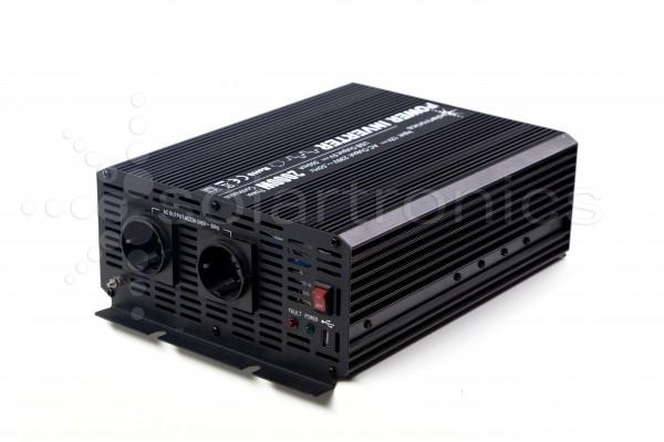 Spannungswandler 12V 2000/4000 Watt
