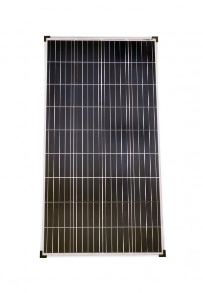 Solarmodul 130 Watt Poly Solarpanel Solarzelle 1290x675x30 92459