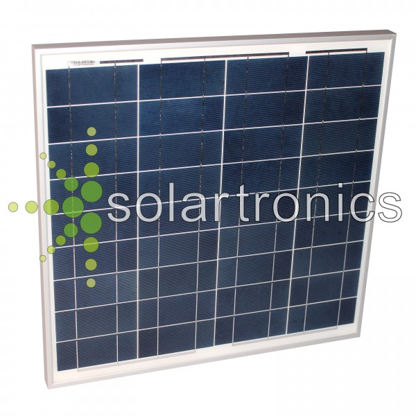 Solarmodul 50 Watt poly