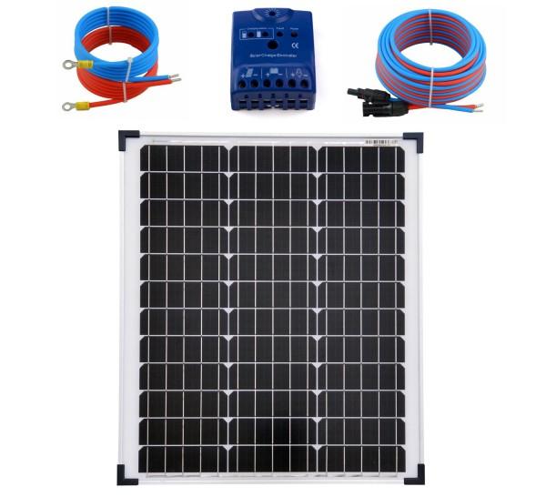 Solaranlage 50 Watt 12V