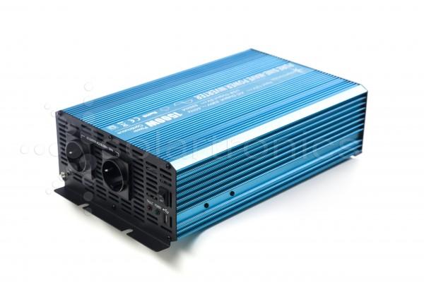 Spannungswandler 12V 1500/3000 Watt reiner SINUS