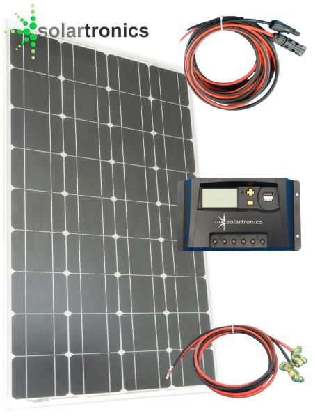 Solaranlage 100 Watt 12V