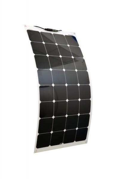 Solarmodul 100 Watt flexibel Mono Solarpanel Solarzelle 1100x542x2 92121