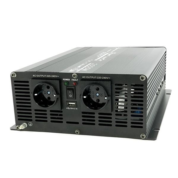 Spannungswandler NM 12V 2500 Watt