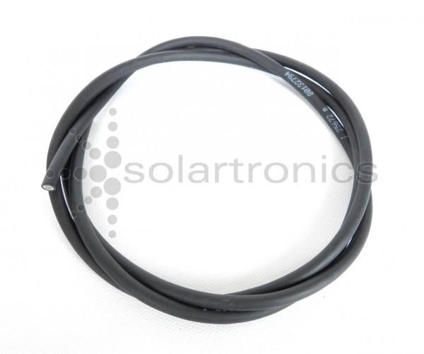Solarkabel 4mm² schwarz 1 lfm