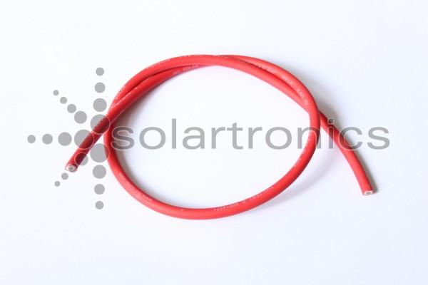 Solarkabel 4mm² rot 1 lfm