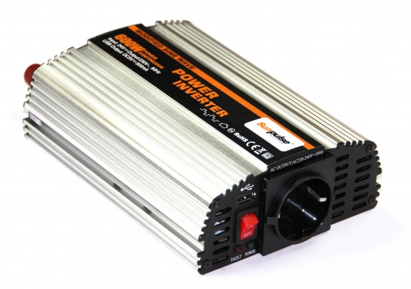 Spannungswandler MS 24V 600/1200 Watt