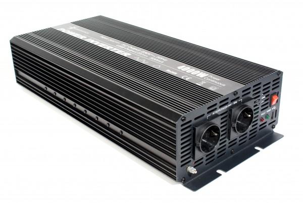 Spannungswandler NM 24V 4000 Watt