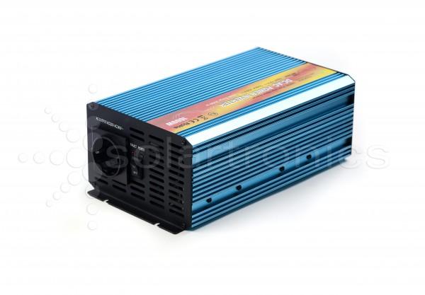 Spannungswandler 12V 1000/2000 Watt reiner SINUS