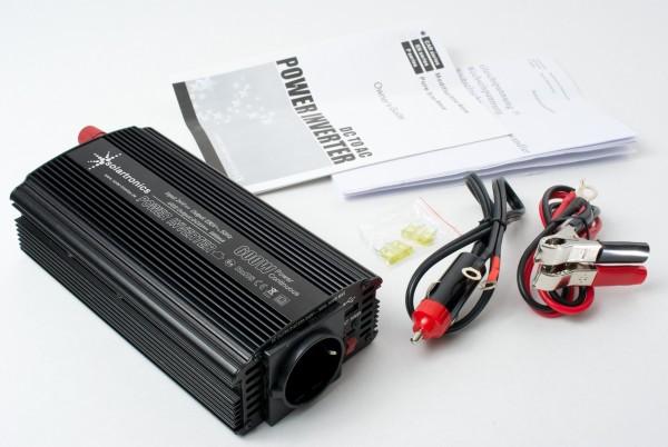 Spannungswandler 24V 600/1200 Watt