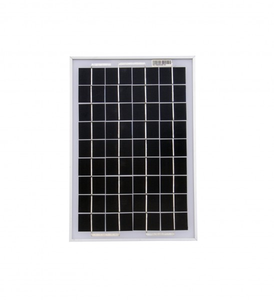 Solarmodul 10 Watt Mono Solarpanel Solarzelle 369x250x18 90530
