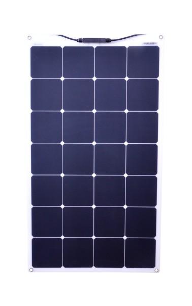 Solarmodul 80 Watt flexibel Mono Solarpanel Solarzelle 950x540x20 94200