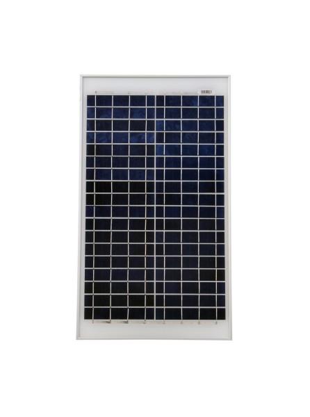 Solarmodul 25 Watt Poly Solarpanel Solarzelle 610x350x25 91063