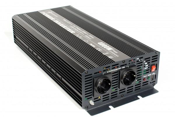 Spannungswandler NM 12V 4000 Watt