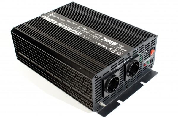 Spannungswandler 24V 2500/5000 Watt